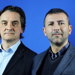 Alessandro Mandelli e Massimo Vimini