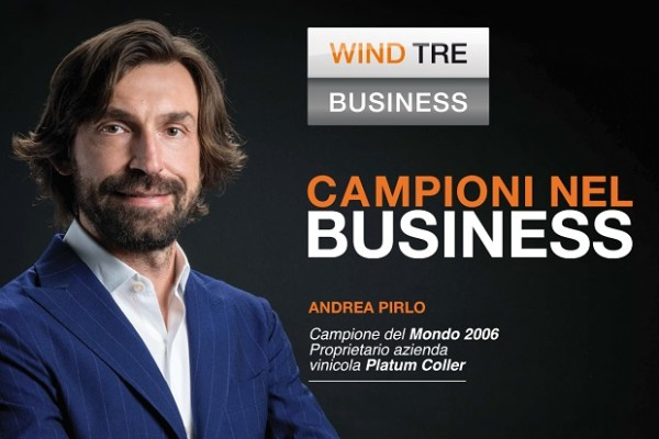 WindTreBusiness_Pirlo