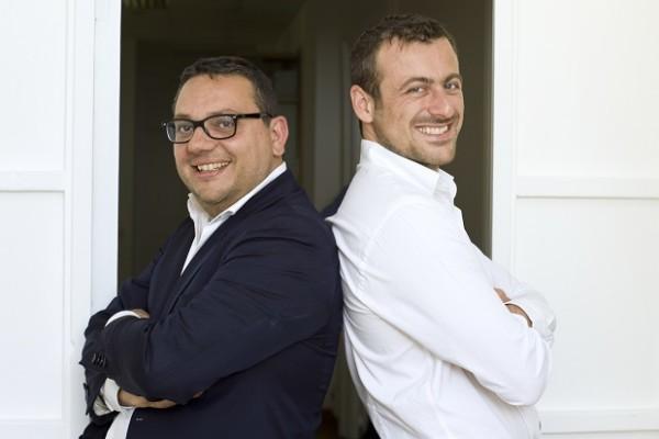 Fernando Diana e Luca Lani