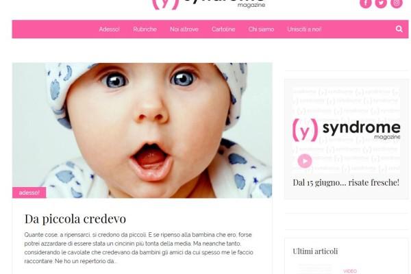syndrome magazine-nexilia