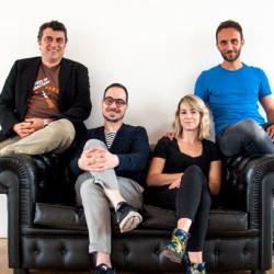 Marco Massarotto, Graziano Nani, Hana Kovacevic e Domenico Manno
