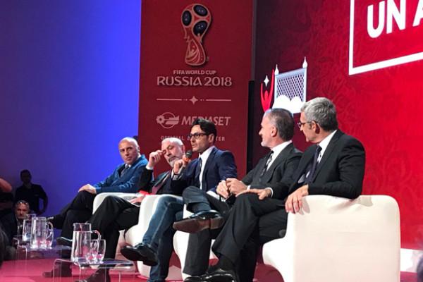 Con i Mondiali di calcio Mediaset dà il via al progetto Play, ovvero al lancio del suo servizio Over The Top.