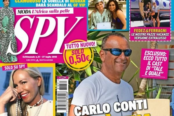 Spy-cover