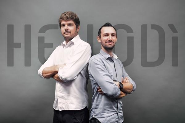 Francesco Ferrari e Alex Ballato