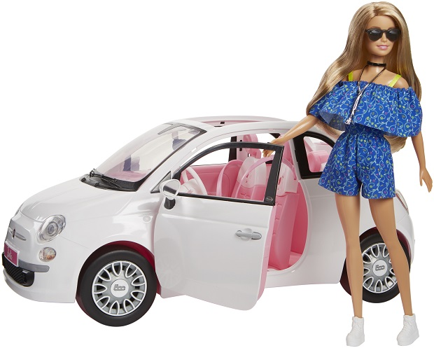 Mattel on air a natale con barbie hot wheels fisher for Casa di barbie youtube