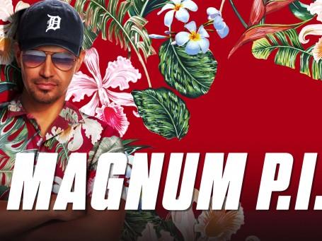 Magnum PI-fox