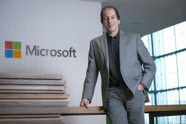 Axel Steinman-microsoft