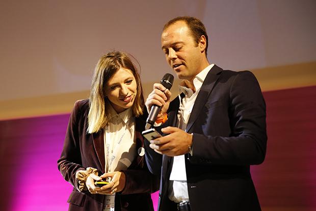 Cecilia Nostro ed Elia Blei