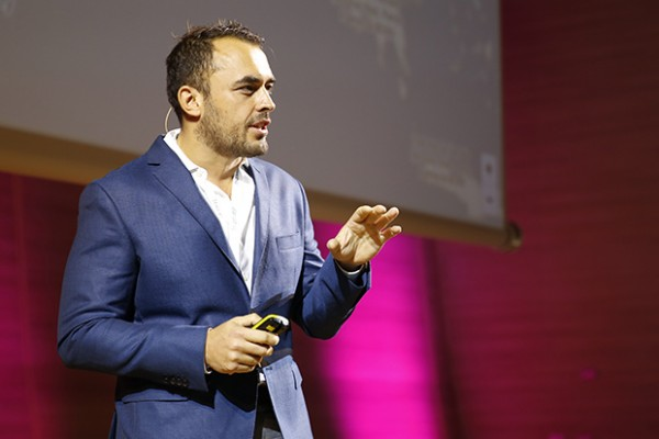 Giorgio Mennella a Engage Conference 2018