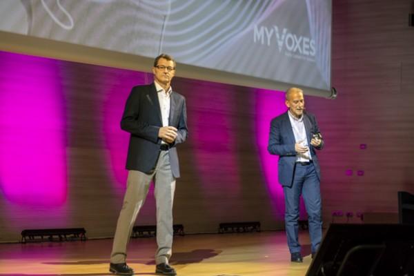 Davide Panza e Mirko Lagonegro