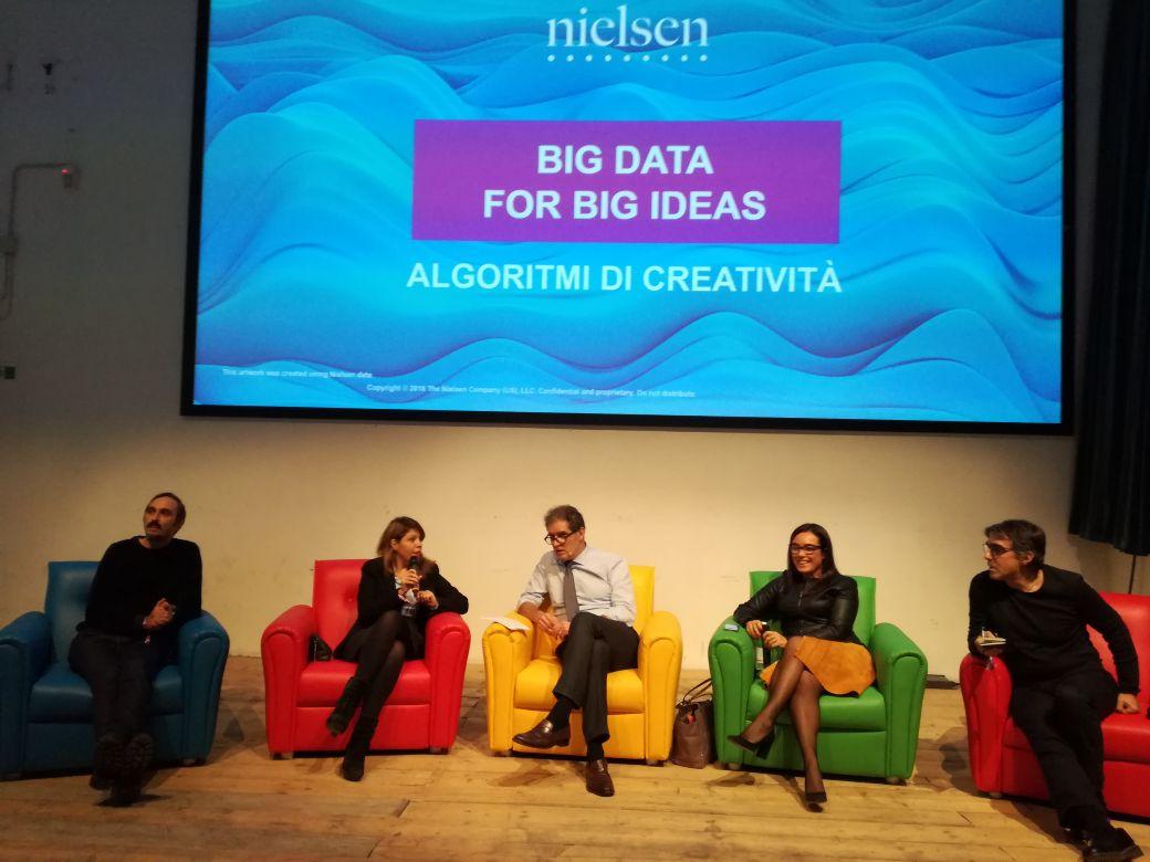 Dati e creatività: un'antinomia solo apparente