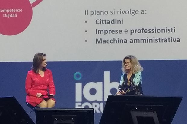 Barbara-Serra-Roberta-Cocco-IAB Forum