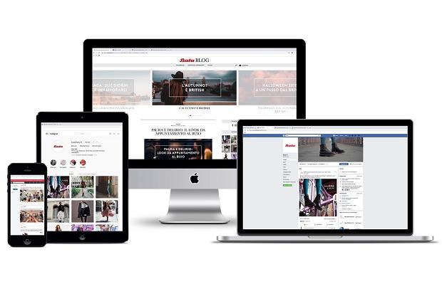 Bata sceglie Yak Agency per strategie digital e social