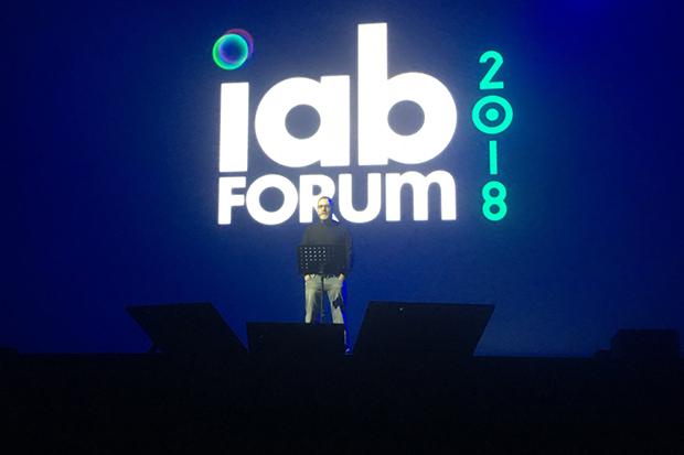Valerio-Mastrandrea-IAB-Forum2018