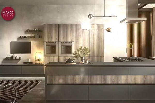 Evo cucine si presenta in tv e online firma e pianifica for Programma per comporre cucine