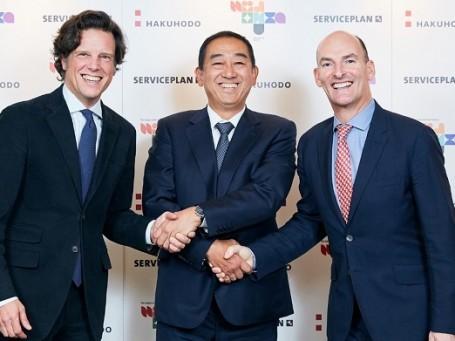 Florian Haller, Masayuki Mizushima e Tim Bonnet