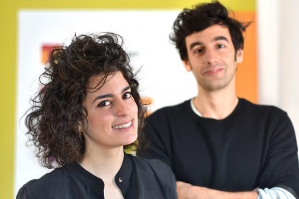 Barbara Marzano e Lorenzo Ponzecchi
