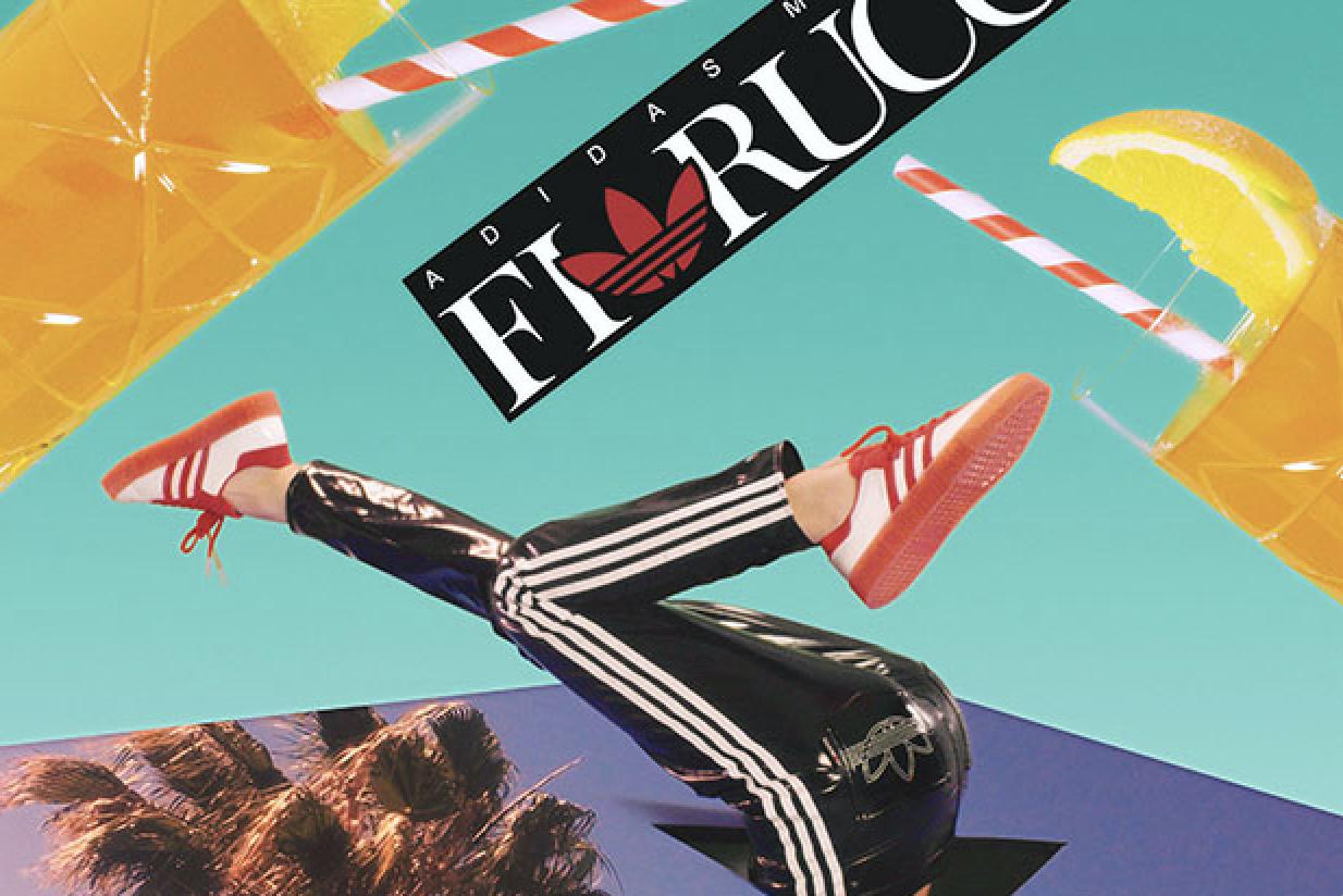 adidas Originals e Fiorucci lanciano insieme una collezione femminile: ecco le immagini