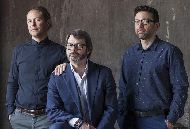 Lorenzo Crespi, Romeo Repetto e Selmi Barissever
