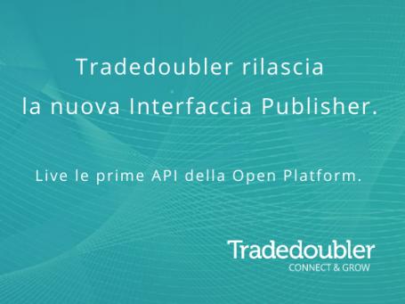 tradedoubler-interfaccia