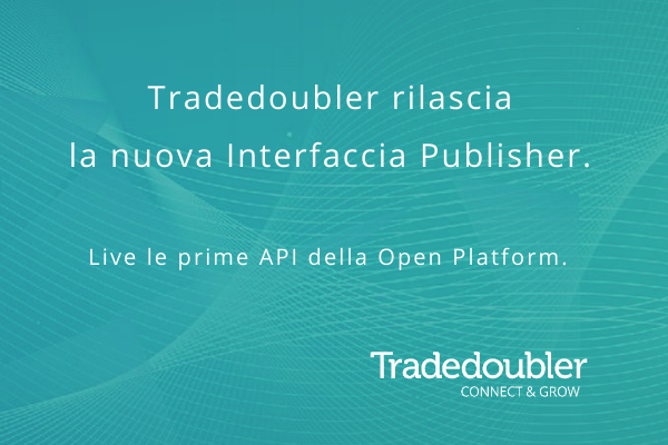 tradedoubler-interfaccia