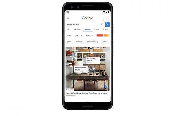 pubblicità immagini-google
