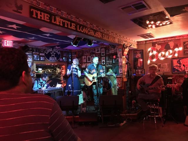 Texas Longhorn Saloon