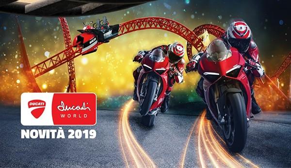 Calendario Mirabilandia.Mirabilandia Punta Su Ducati World Per La Stagione 2019 I