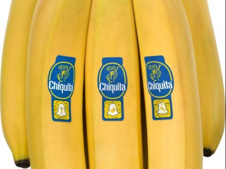 Chiquita-Snapchat