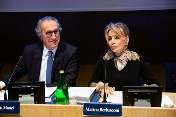Ernesto-Mauri-Marina-Berlusconi-2019