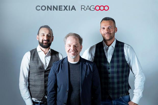 Massimiliano Trisolino, Paolo D'Ammassa e Andrea Redaelli