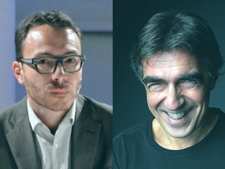 Nicola Neri e Paolo Iabichino
