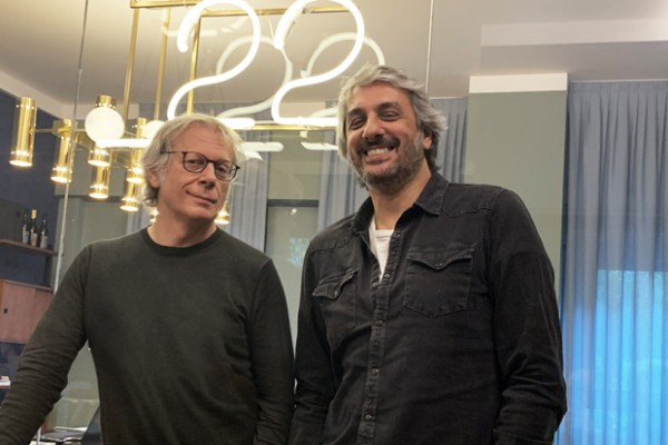 Roberto Battaglia e Vicky Gitto