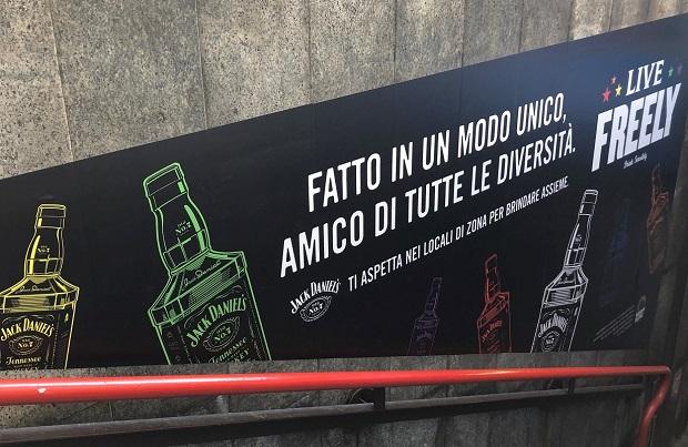 Jack Daniels-milano-pride