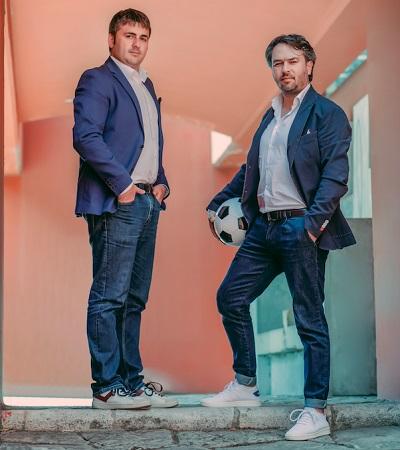 Sergio Pastore e Vincenzo Forgione