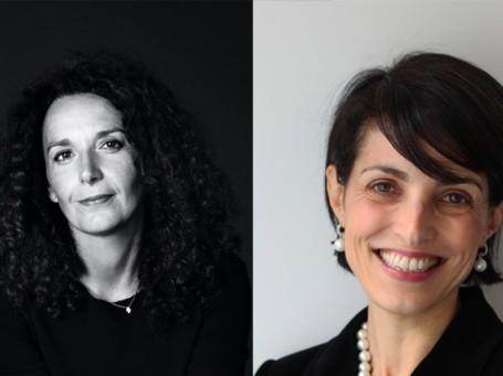 Marianna Ghirlanda e Alessandra Giaquinta