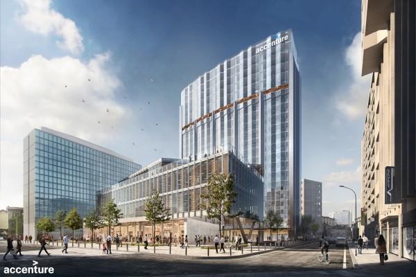 Accenture-forward building