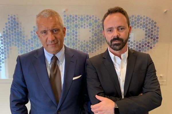 Massimo Costa e Fabio Merlin
