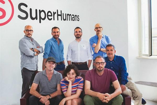 SuperHumans-team