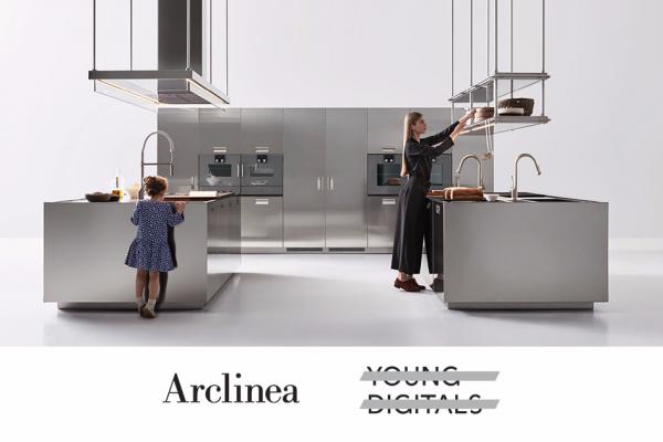 Arclinea-young digitals