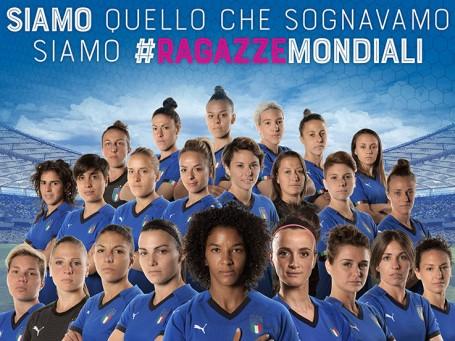 #RagazzeMondiali-FIGC-Polk&Union
