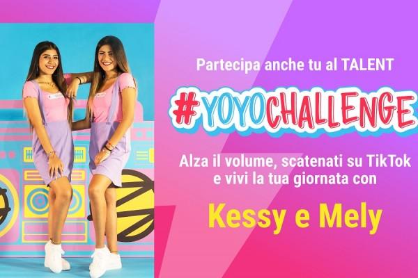 YoYo Challenge-motta