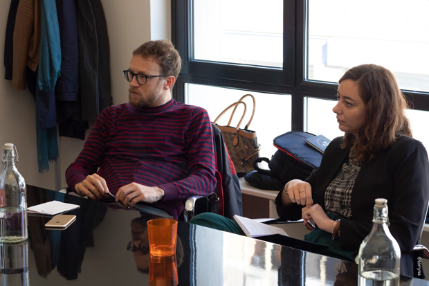 Riccardo Zilli e Valentina Pizzi