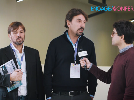4w marketplace-videointervista-engage conference 2019