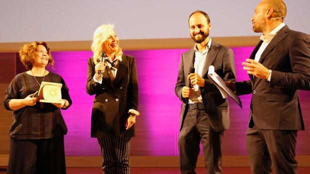Patricia Consonni, Vania Camillozzi, Giulio Ravizza e Simone Freddi