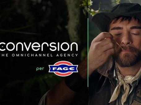 Fage e Conversion insieme