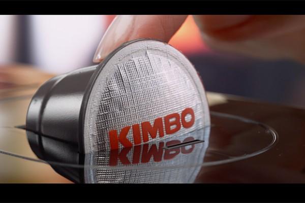 Frame spot Kimbo per capsule compatibili con Nescafé Dolce Gusto