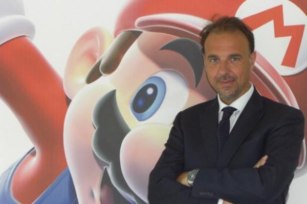 Massimo Bullo, Direttore Marketing di Nintendo Italia