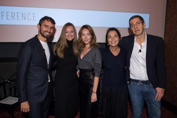 Simone Marchetti; Francesca Airoldi; Cristiana Capotondi; Cristina Lucchini; Malcom Pagani