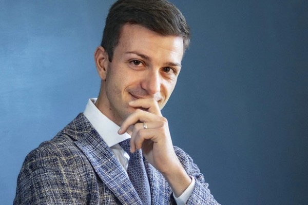 Valerio Stavolo, Ceo di Deva Connection